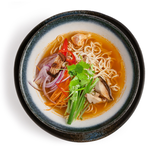 Chicken - Chilli Ramen Noodle Soup