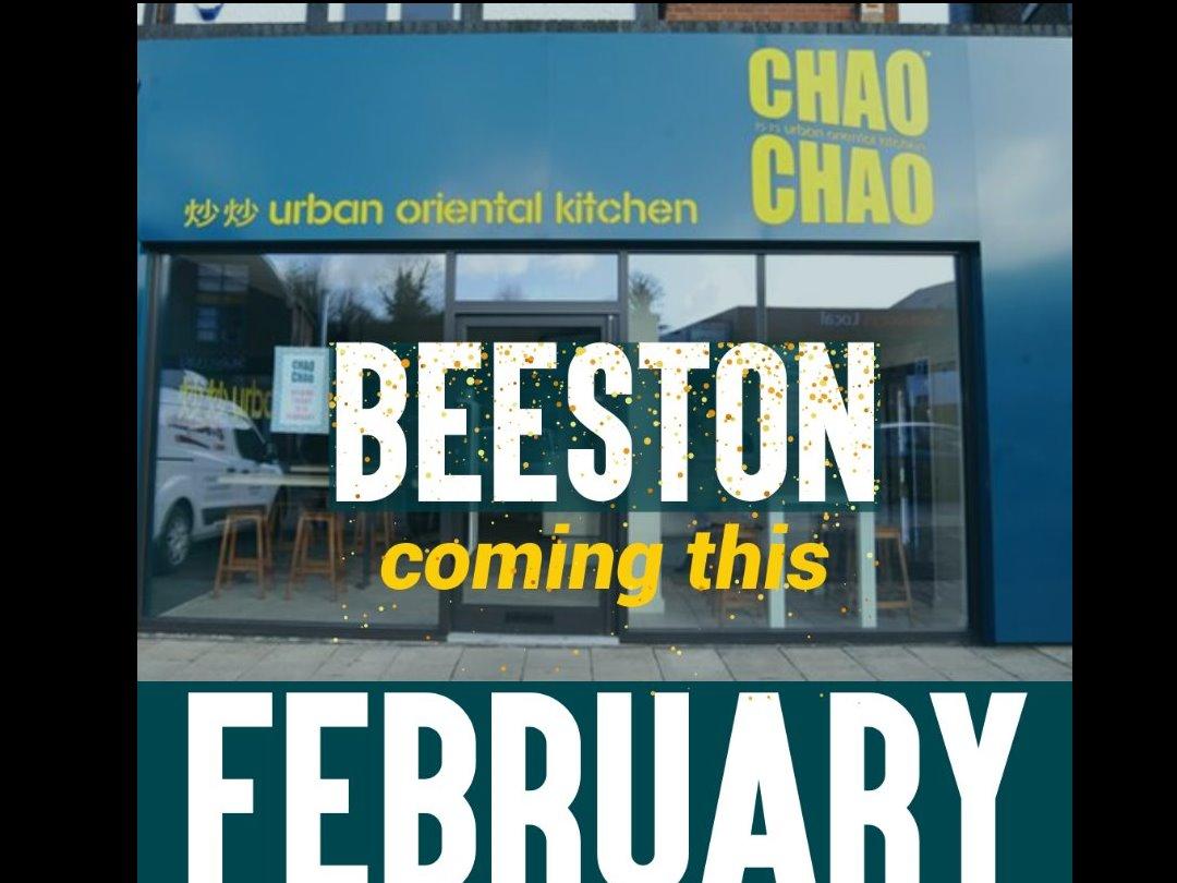 New Beeston store