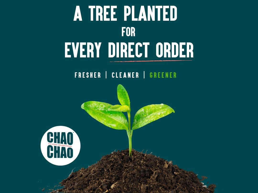 A tree planted with every order!