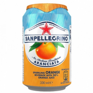 San Pelegrino Orange