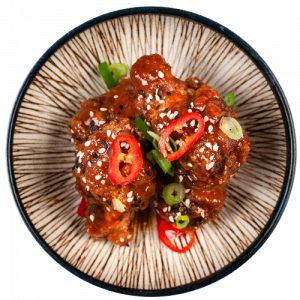 Chao Chao Korean Chicken Wings