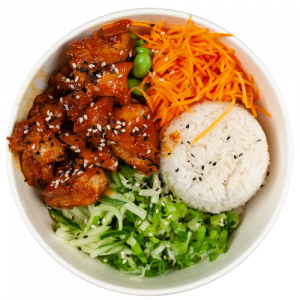 Korean Chicken Donburi