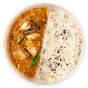 Indonesian Yellow Chicken Curry