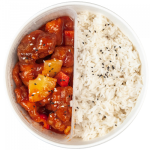 Traditional Sweet and Sour Chicken