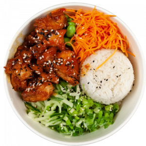 Chao Chao Donburi Chicken